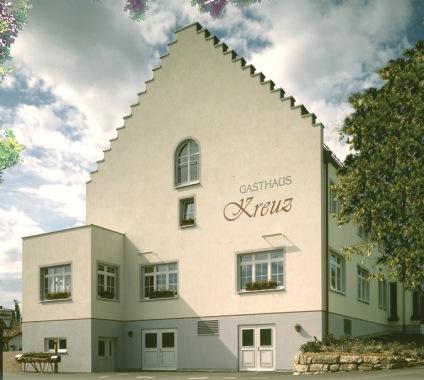 Gasthaus Kreuz - Fremdenzimmer - Riedern im Südschwarzwald